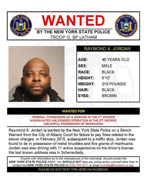 New York Arrest Warrant Search Active Bench Warrant 28 Images The Harlem Valley News