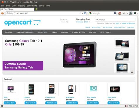 membuat website ecommerce dengan opencart php master your first e commerce store with opencart part 1