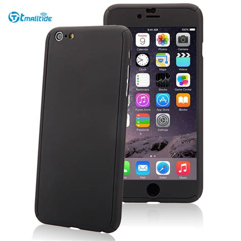 Tempered Glass Warna Merk K Box For Iphone 9 tmalltide for iphone 6 plus 6s cover shockproof tempered glass screen protector