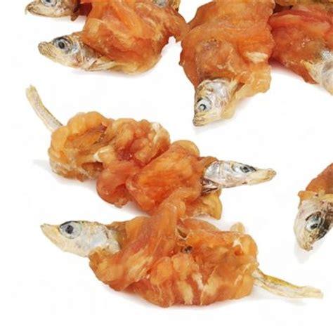 Snack Echo 1 dokas snack de pollo y pescado para perros y gatos