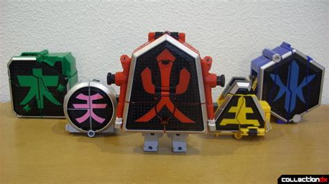 dx samurai gattai shinken oh collectiondx