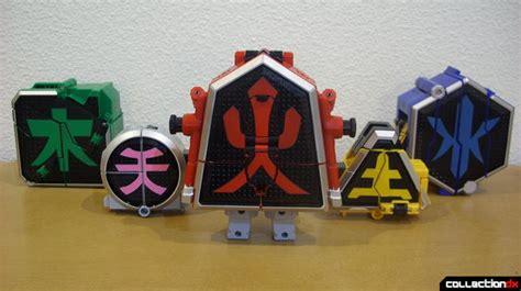 Shinkenger Origami - dx samurai gattai shinken oh collectiondx