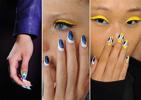 pedicure trends 2014 spring summer 2014 nail polish trends fashionisers