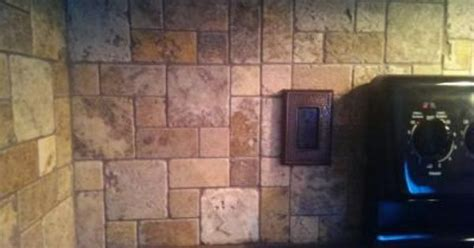 shop anatolia tile scabos mixed pattern mosaic travertine shop scabos natural stone mosaic wall tile common 12 in