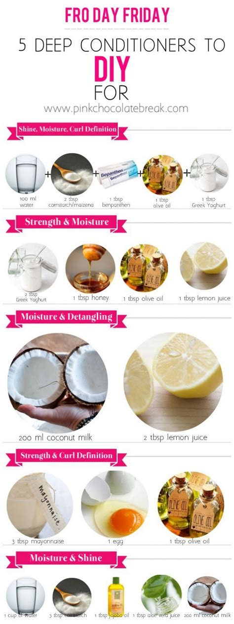 Easy Diy Moisturizing Hair Mask The Happier Homemaker 17 Best Ideas About Conditioner On Conditioner Conditioning