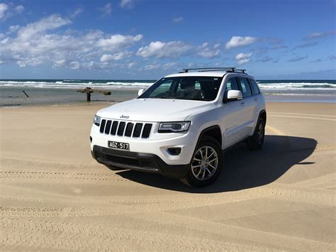 Jeep Grand Laredo Reviews 2016 Jeep Grand Laredo Review Fraser Island