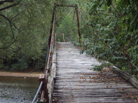 swinging bridge va bridgehunter com elkhurst swinging bridge
