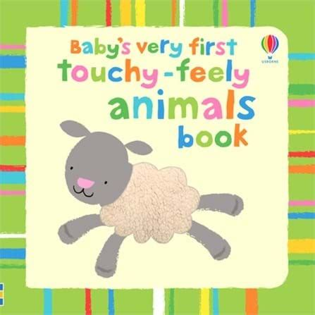 Babys Book baby s touchy feely animals book at usborne