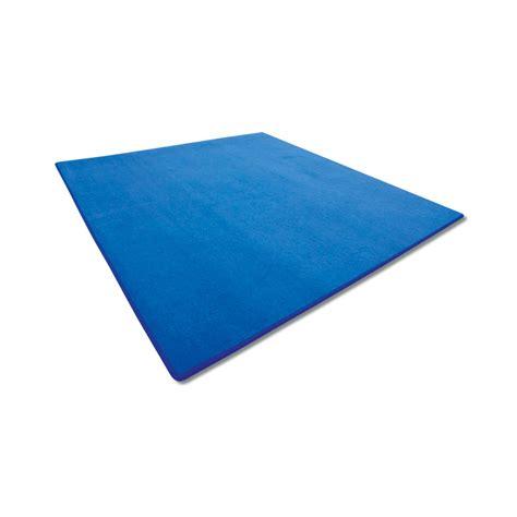 teppich 2 x 2 m hochwertige velourteppiche zum turnen toben spielen