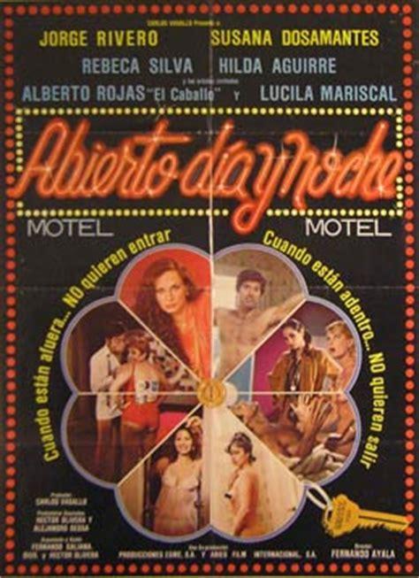 jorge rivero peliculas abierto dia y noche movie poster cartel de la pel 237 cula