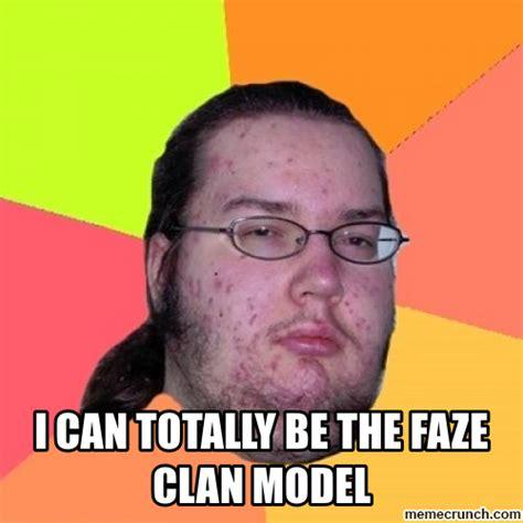 Meme Model - faze clan model