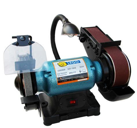 bench grinder polisher buffer nz 50 710mm wheel belt sander sharp edge