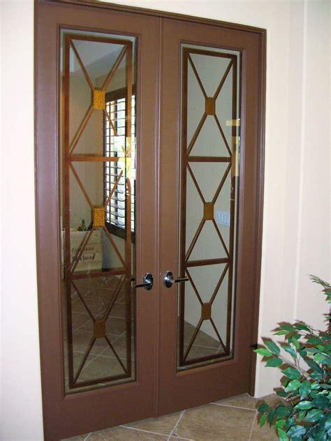 Cross Hatch Ii Glass Door Inserts Sans Soucie Glass Door Insert