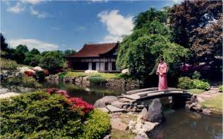 Modern Garden Summer Houses - history shofuso japanese house and garden