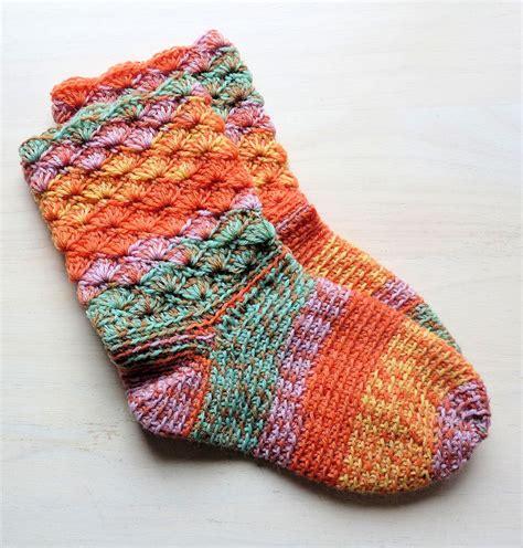 crochet pattern sock yarn crochet patterns for socks using sock yarn 187 crochet projects