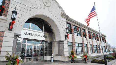 www american bank american bank sees mixed bag in earnings report lehigh