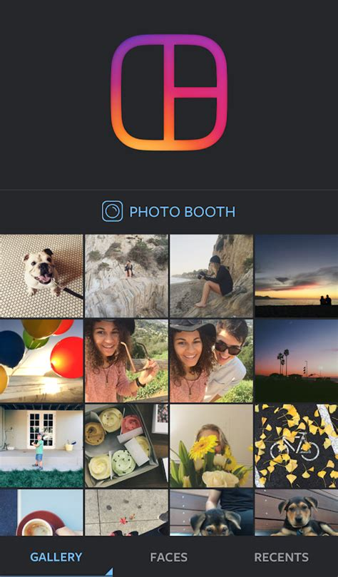 layout photo editor layout from instagram collage android apps on google play