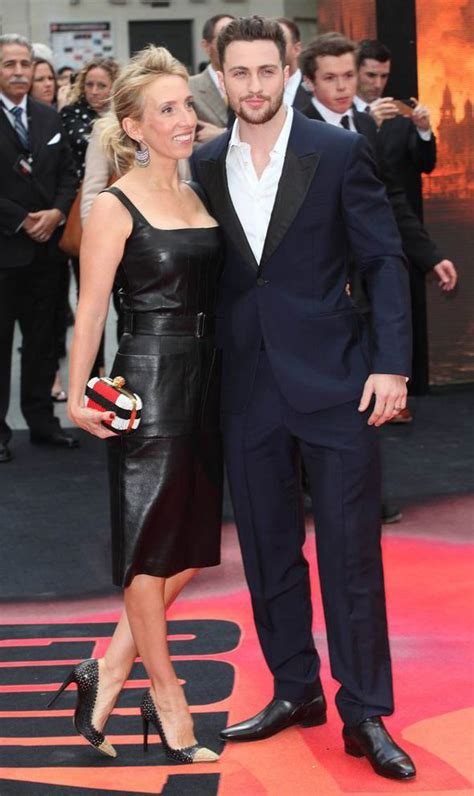 film fifty shades of grey premiera aaron taylor johnson confirmed for role in fifty shades of