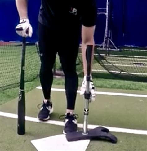 half swing drill baseball hitting drills for power part 3 backspin pro