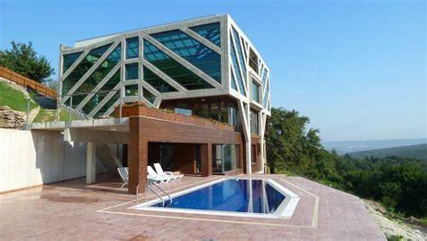 large home tree bulgarian house  property  architect