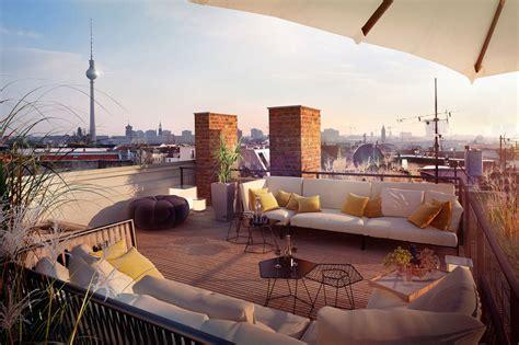 dachterrasse ideen balkon einrichten die coolsten ideen