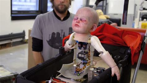 film robot mobil devil baby terrifies new yorkers a practical joke with