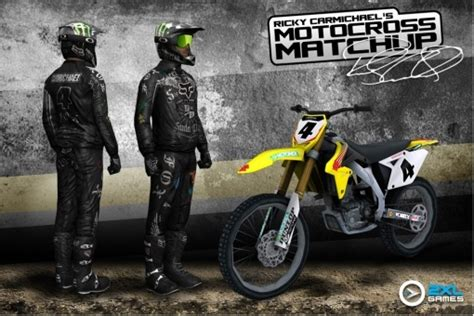 motocross matchup pro ricky carmichaels motocross matchup pro free