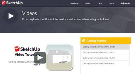 tutorial google sketchup 7 pdf 3d drawing grade 6 design