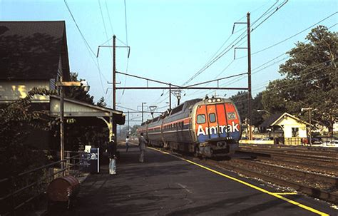 downingtown station september 1985