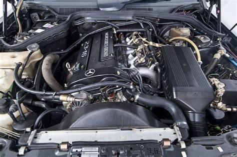 mercedes    motor engine sekiz silindir