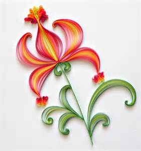 Paper Quilling Flower - amazing paper quilling patterns and designs chilli