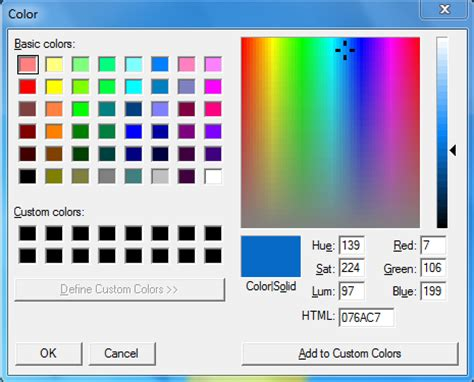 hsv color picker color picker with magnifier to get html rgb cmyk hsv