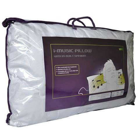 cuscino musicale cuscino musicale con speaker imusic pillow