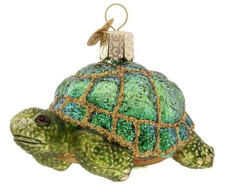 desert tortoise christmas ornament wildlife