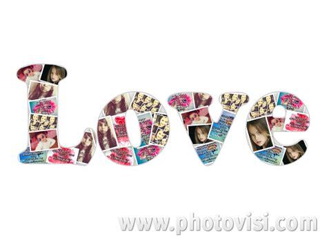 imagenes sureños love sorprendente collage con la palabra quot love quot editar fotos
