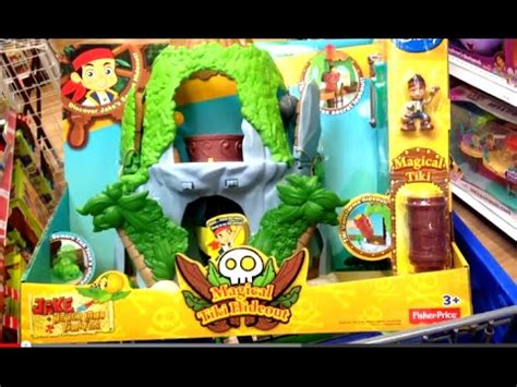 jake and the never land pirates tiki hideout magical tiki hideout jake and the never land pirates