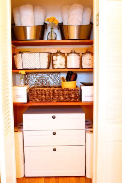 Linen Closet Organization Systems 17 Best Images About A Bowl Of Lemons On