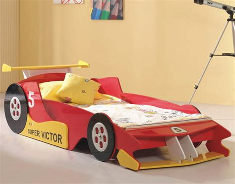 kids car bed 15 racing car beds for children room