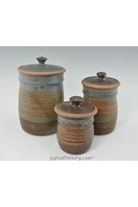 1000 Images About Canister Sets 1000 Images About Pottery Canisters On