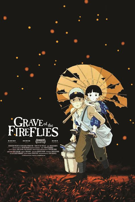 filme stream seiten grave of the fireflies grave of the fireflies poster ghibli s world