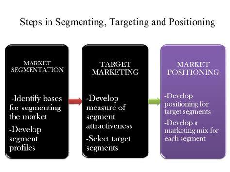 Market Segmentation Targeting And Positioning Mba Notes by Segmentation Targeting Positioning