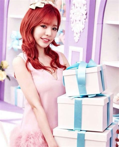snsd sunny new hair 2015 50 shades of kpop hair red pt 2 special edition 2015