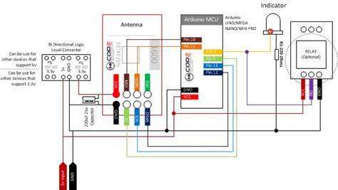 arduino code nrf24l01 wiring the nrf24l01 2 4ghz radio as remote switching