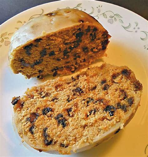 celebrate   traditional scottish clootie dumpling