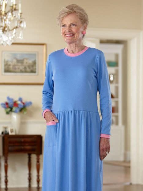 Eledy Dress adaptive clothing for seniors disabled elderly care