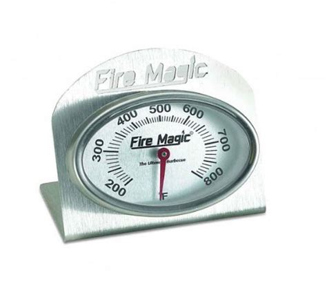 Thermometer Magic magic grill top thermometer