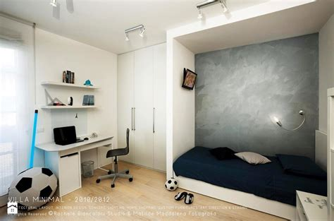 da letto studio villa minimal da letto stile minimal