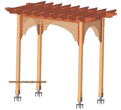 trellis plans free chair wood plan arbor plans
