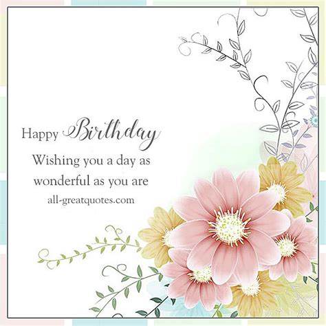 Gift Card On Facebook - happy birthday free birthday cards for facebook quotes