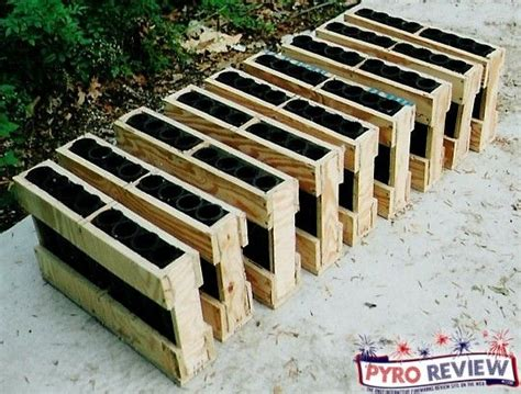 12 quot mortar racks fireworks plywood search